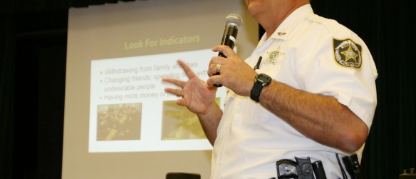 Gang Awareness Seminar Ensures Area Incidents Stay Isolated