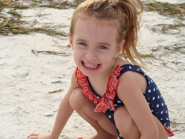 Friends, Family Unite to Support 3-Year-Old Brandon Girl