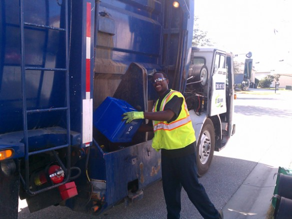 BOCC Votes To Open Bidding For County Trash Hauling Contracts