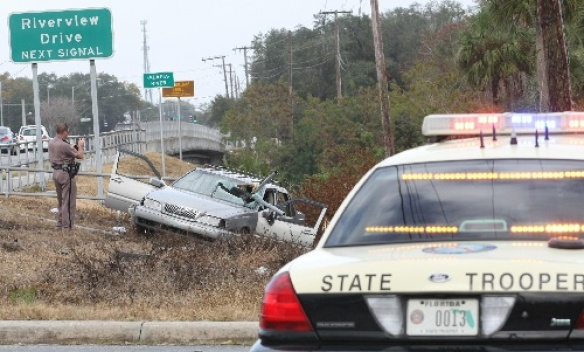Riverview Man Dies After Single-Vehicle Crash On U.S. Hwy. 301