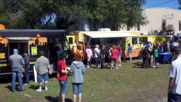 The Food Truck Rally Sensation Is Coming To Riverview