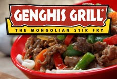 Try A Bowl At Genghis Grill