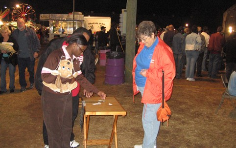 Christian Campers Feed Workers With Ministry