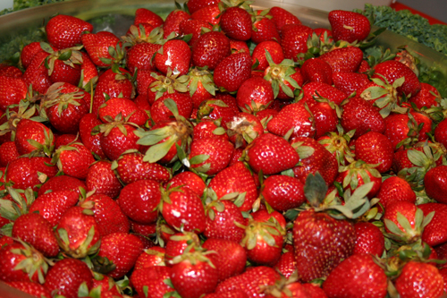 Annual Festival Celebrates Plant City's Sweet Berries