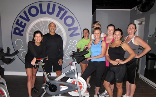 Blow Off Steam and Burn Calories At Revolution Cycle & Fitness