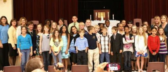 Boyette Springs Starts National Honor Society, Holds Induction Ceremony