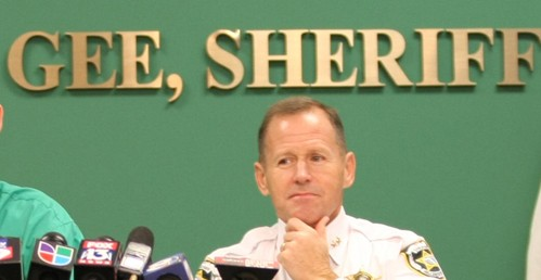 HCSO Earns Awards, As Sheriff Gee Takes Early Lead In Re-Election Campaign Funds