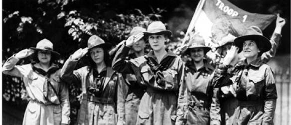 Girl Scouts Celebrate 100 Years And The Year Of The Girl