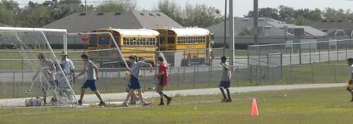 Mulrennan Middle School Has Lots Of Heart