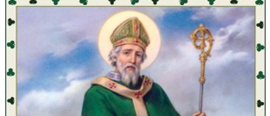 Saint Patrick's Day Symbols And Celebrations
