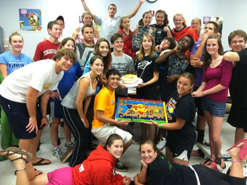 Teen Leaders Club Has Solid Support At Campo Family Y