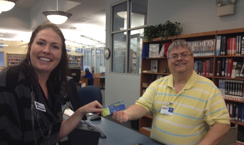 Library Card Offers Free Kindle Borrowing