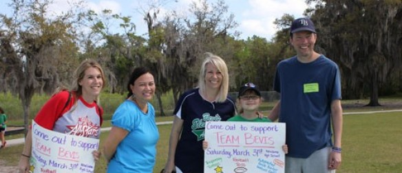 Bevis Elementary Relays For A Cure