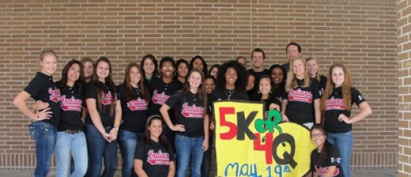 East Bay High School SGA Organizes 5K4Q Run To Benefit Bloomingdale Library Survivor