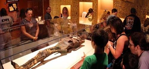 Mummies Of The World Makes Its Florida Debut At MOSI