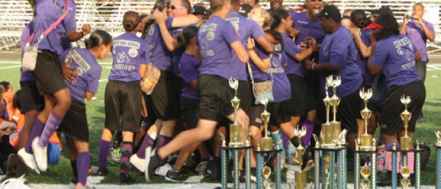Spoto ROTC First Hillsborough County School  To Compete At National Championship