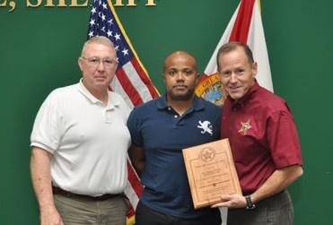 Sheriff Honors Bloomingdale Citizen Patrol Volunteers During Ceremony