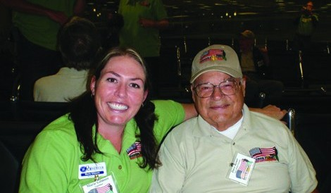 WWII Navy Veteran, Ryner Credits Service For Great Life