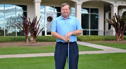 Golf Pro Happy To Be In Valrico