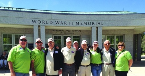 Honor Flight Takes WWII Vets To Washington For Day