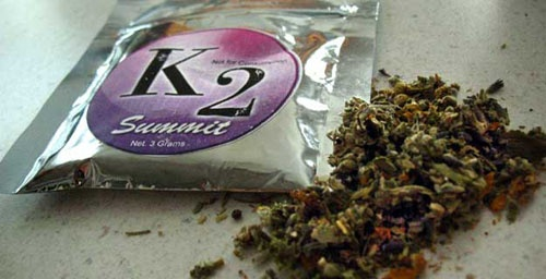 Governor's Signature Makes Sale Of K2 Illegal