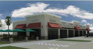 New Plaza Lithia Crossings Coming To Valrico/ Brandon On Lithia Pinecrest Rd.
