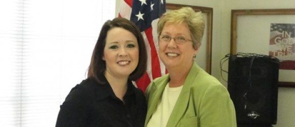 State Representative Rachel Burgin Gives Legislative Update To Area Residents