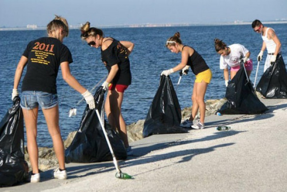Volunteers Wanted For Annual Great American Cleanup
