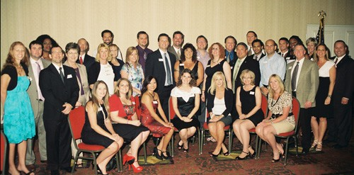 Banquet Celebrates 2012 Leadership Class Graduates, New Applicants Needed