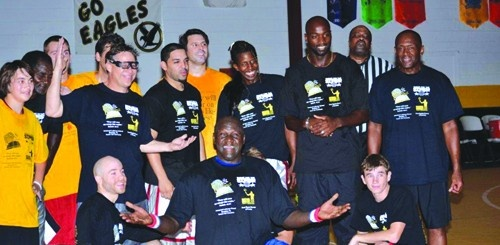 Basketball Camps Give Athletes Chance To Interact With Harlem Legends Players