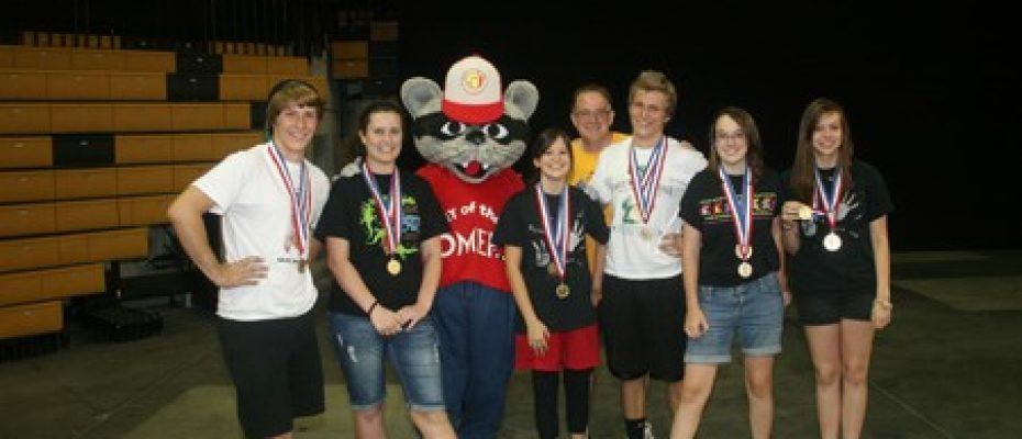 Campo Odyssey Of The Mind Team To Compete In World Finals