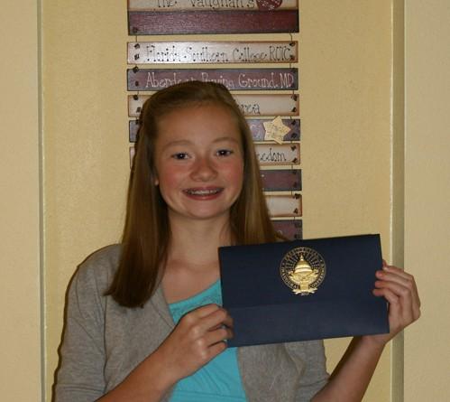Randall Student Seeks Sponsors For Invitation To The Presidential Inauguration
