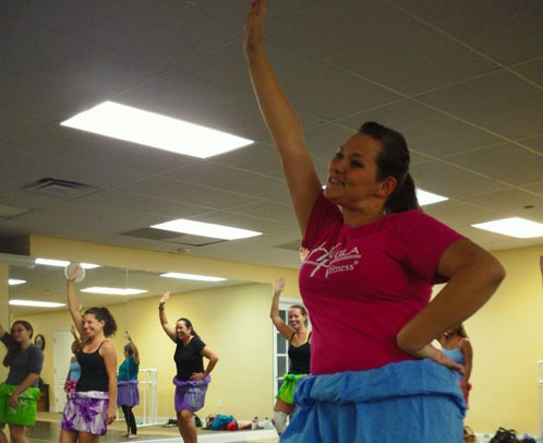 Do The Hula Dance To Reach Fitness Goals
