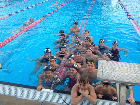 River Hills Swim Team Teaches Championship Behavior
