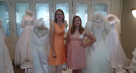 Personal Wedding Dress Collection Shares History Through Fashion