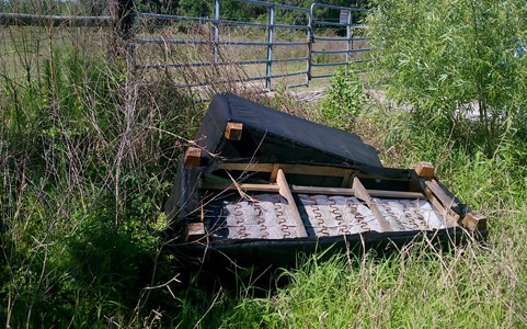 Sheriff Cracks Down On Illegal Dumping Through Arrests & Education