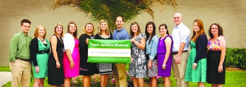 Medical Mission To Jamaica Heals A Multitude