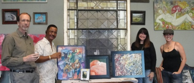Artists Shine At Thursday Night Live! At Beaux Arts Gallery In Winthrop Town Center