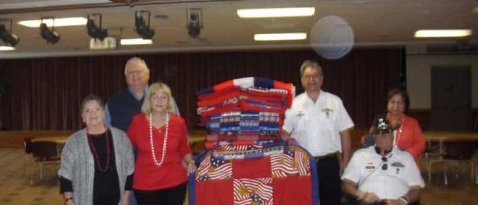Local Club Offers Assistance, Information, Camaraderie for Veterans