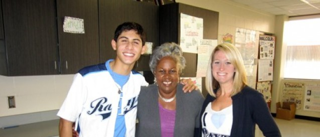 Freshman Wins Major League Essay Contest & Laptop With Touching Story