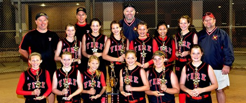 Golf Tournament Will Help Florida Fire 98 Fastpitch Team Get to Nationals