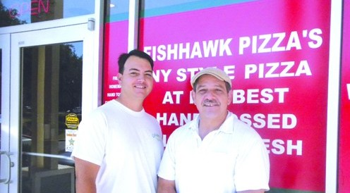 FishHawk Pizza Brings A Bit Of New York Flair To New Location