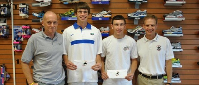 FishHawk Road Runners Club Supports Local Students With $2,000 In Scholarship
