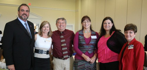Riverview Chamber Honors Top Teachers During Award Ceremony