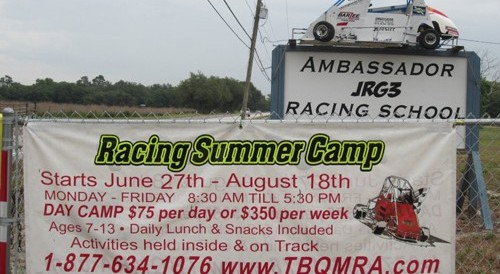 Ambassador Racing School To Hold Second Annual Summer Camp