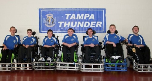 Tampa Thunder To Host 2012 Power Wheelchair National Soccer Championship