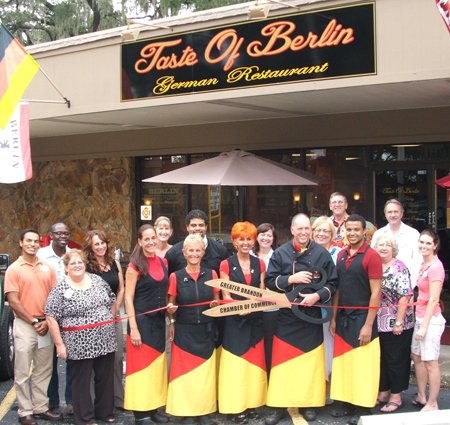 Taste Of Berlin Will Have You Coming Back For Authentic German Food Again And Again