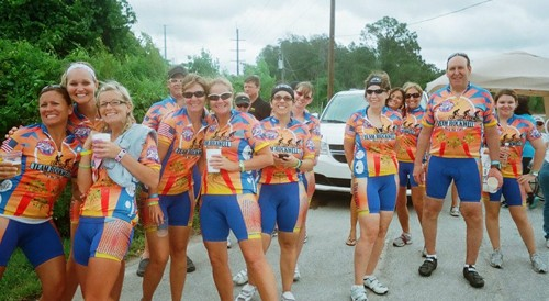 Local Bike Teams Pedal For Success In Fight Against Multiple Sclerosis