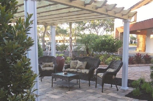 Win A Patio & Landscape Package At Opening
