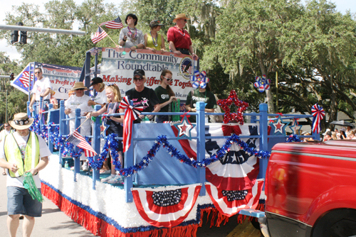 Bring Family To Brandon's Annual Fourth Of July Parade, Largest In State